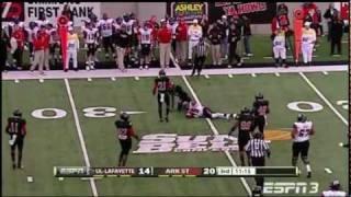 Ladarius Green vs Arkansas State 2011