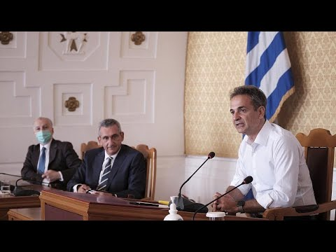 """Κ.Μητσοτάκης: """"Εθνική επιτυχία η συμφωνία για την ΑΟΖ Ελλάδας-Αιγύπτου""""…"""