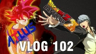 NGS Vlog 102:ATLUS IS IN TROUBLE + Dragon Ball Z Battle Of Z Announced