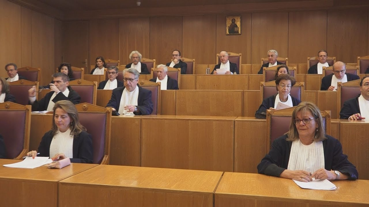 Συνεδρίαση της Ολομέλειας του ΣτΕ
