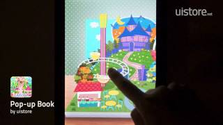 Pop-up Book LiveWallpaper YouTube video
