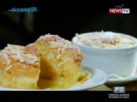 Good News: Gourmet ensaymada recipes