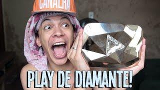 MEU PLAY DE DIAMANTE!!! - #CANALHARESPONDE 21
