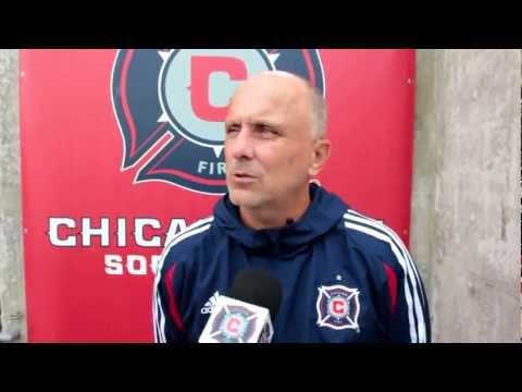officialfiresoccer - Assistant Coach Mike Matkovich gives his take on Saturday's Match.