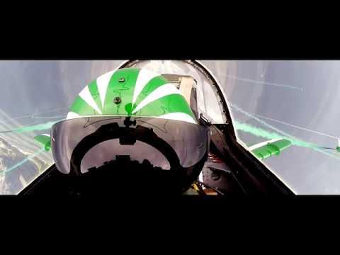 SAUDI HAWKS Gdynia Aerobaltic Airshow 2019 الصقور السعودية في غدينا