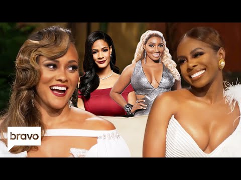Which Bravolebs are the Potomac 'Wives Friends With? | RHOP Season 4 Reunion Warm-Up
