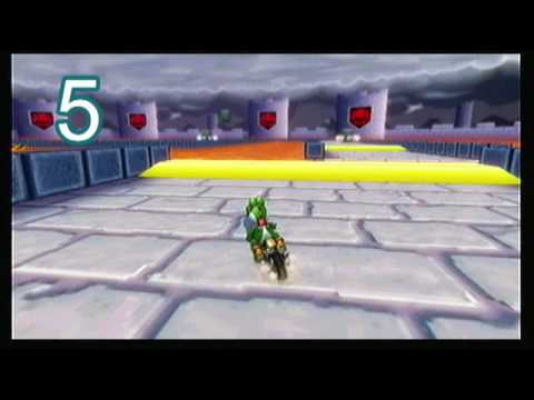 Mario Kart Wii Top Ten Shortcuts