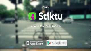 Stiktu - Remix the real world YouTube video