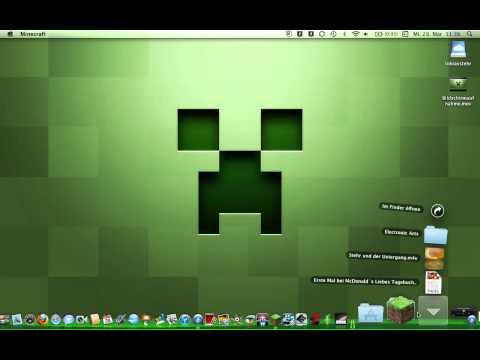 Mac Tutorial - Wie installiere ich ToManyItems und MoreExplosives-Mod auf Minecraft?