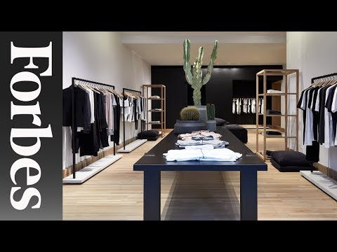 How ATM Fashion Brand Founder Anthony Thomas Melillo Creates Chic Casual C… видео