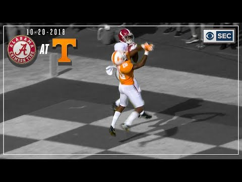Video: Alabama vs. Tennessee 2018: Tua Tosses Four Touchdowns