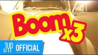 Download Lagu [GOT the Stage] 4. Boom x3 Mp3
