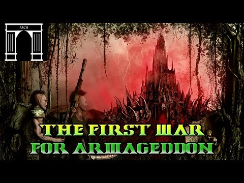 40k Lore, The War For Armageddon, Chaos Invasion!
