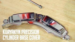 10. Kuryakyn Precision Cylinder Base Cover