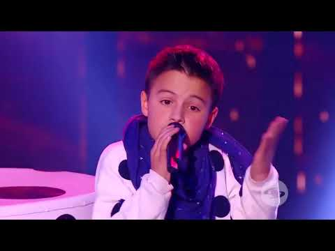 Juanse canta Coleccionista de Canciones - Paso a la semifinal -Soy viral