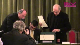 Clausura de la fase diocesana del Proceso de Encarnita Ortega