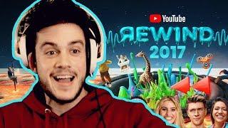 Video YOUTUBE REWIND'DA BEN DE VARIM! (Youtube Rewind 2017 Tepki) MP3, 3GP, MP4, WEBM, AVI, FLV Januari 2018