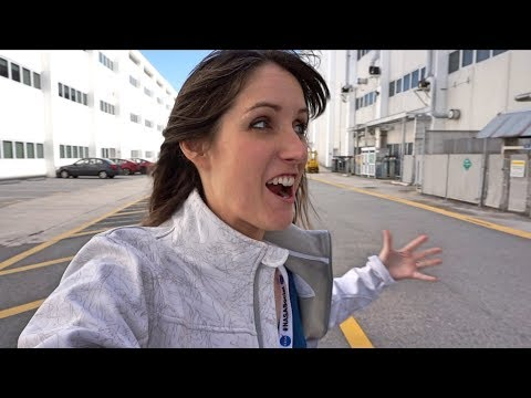 An Unexpected Change of Plans at NASA - Vlogmas | Day 12-13_Űrhajó videók