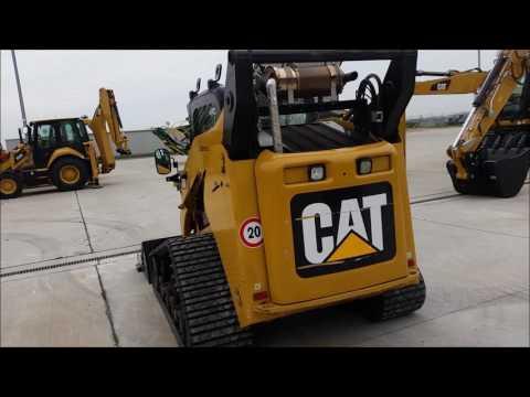 CATERPILLAR MULTI TERRAIN LOADERS 287C equipment video nN2mkfNj-gY