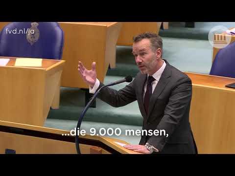 VVD vindt de lockdown volkomen proportioneel!