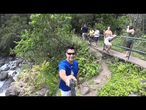 Hawaii in 360° Ultimate Selfie [GoPro Hero 3+ Silv