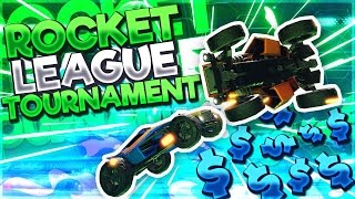 Rocket League - Today, we run a Boost Legacy 3v3 tournament with Jake and 820jet. Join the community by Subscribing!