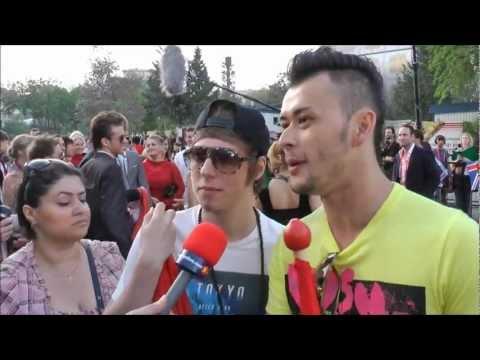 Austria 2012: Interview with Trackshittaz