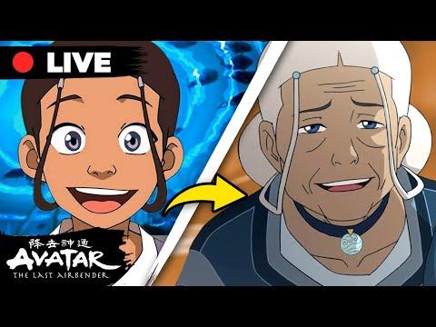 🔴 LIVE: Avatar: The Last Airbender & Legend of Korra Crossovers!