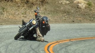 Download Video Mulholland Riders 9/2015 - Doggy Two-Up, Harley Knee Drag, Chopper , Supermoto MP3 3GP MP4