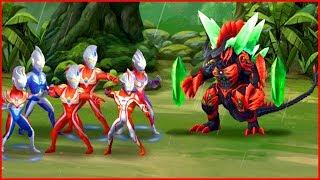 Video Sieu nhan game play | Ultraman Heroes Recall #12 | Đánh bại con quái vật qua ải mới MP3, 3GP, MP4, WEBM, AVI, FLV Maret 2019