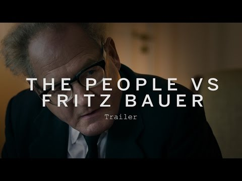 THE PEOPLE VS FRITZ BAUER Trailer | Festival 2015