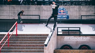 Nyjah Huston, Curren Caples & More Throw Down at Red Bull Hart Lines 2016 by Red Bull