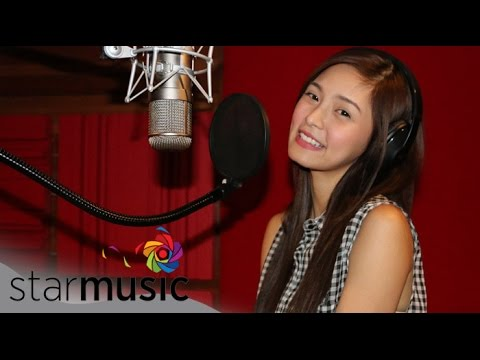 Kim Chiu - Mr. Right (Recording Session)