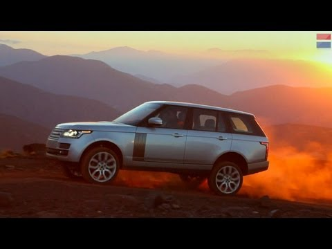 range - Senior technical editor Michael Austin heads to Morocco to drive the new 2013 Land Rover Ranger Rover on the latest episode of Car and Driver: Tested. Subscr...