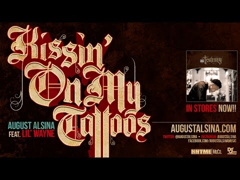 Video August Alsina ft. Lil Wayne-