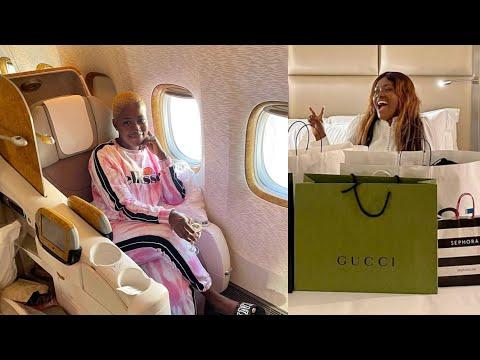 Full video - Fella Makafui Luxurious Holiday in Dubai