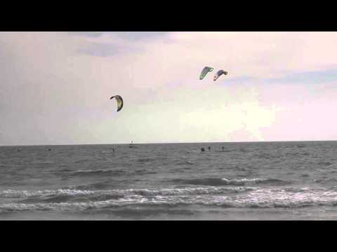 Kitesurfing News - FINALS SLALOM DAY 1 MEXICO - MINI Kiteboard World Cup - PKRA 2013