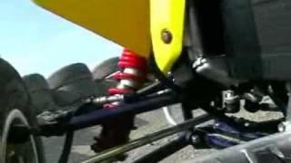 5. Suzuki LTR 450 Quad Racer