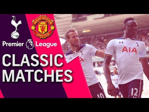 Video: Tottenham v. Man United | PREMIER LEAGUE CLASSIC MATCH | 5/14/17 | NBC Sports