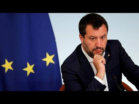 Italien: Salvini in Erklärungsnot - Millionen-Geschen ...