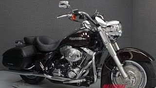 4. 2006  HARLEY DAVIDSON  FLHRSI ROAD KING CUSTOM  - National Powersports Distributors