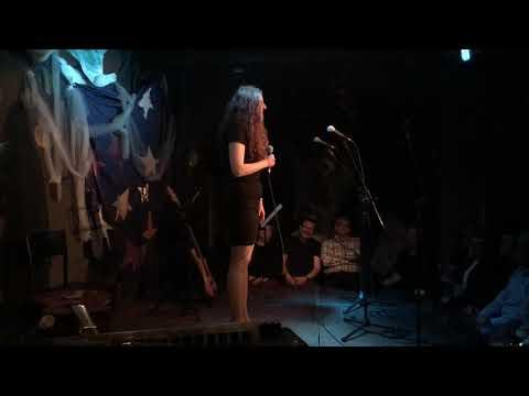 Wideo1: Kamila Śladewska ze Wschowy w Piwnicy Pod Baranami