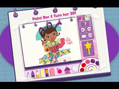 Download Video Doc McStuffins Color And Play Disney Junior Animated