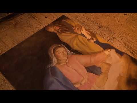 Arezzo città del Natale: arriva il primo festival dei Madonnari