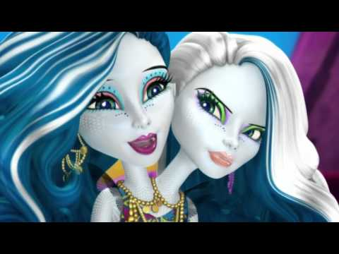 Monster High: Great Scarrier Reef - Trailer