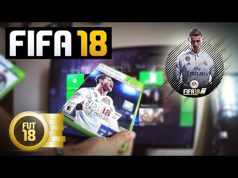 UNBOXING FIFA 18 XBOX 360 / EDICIÓN LEGADO CR7 / REVIEW / ANALISIS