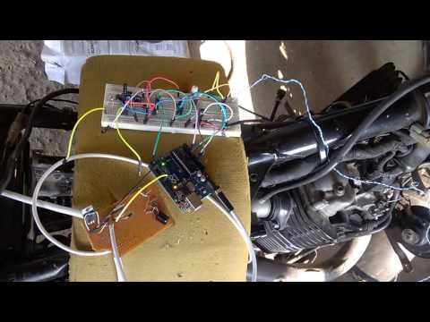 Suzuki DR BIG 800 Fuel injection Project