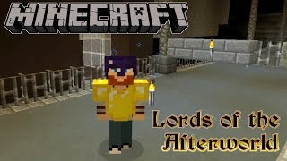 Minecraft | Lords of the Afterworld | #3 INTO THE MOUNTAIN