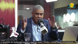 Holi Matos comenta la diferencia entre la democracia Chilena y