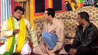 Best Of Zafri Khan and Tahir Anjum New Pakistani Stage Drama Full Comedy Funny Clip | Pk Mast